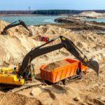 Карьерный песок Сочи